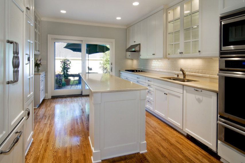 kitchen remodeling, painted cabinets, kitchen island